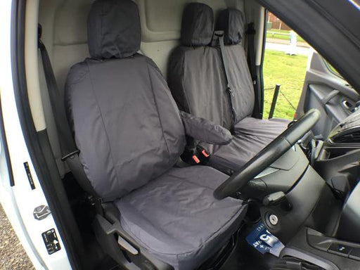FORD TRANSIT CONNECT (UK & EU) (2 Seats) 2014 Onwards - Van Luxe
