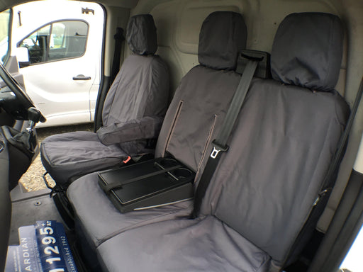 FORD TRANSIT TREND MODEL (UK) 2014 Onwards - Van Luxe