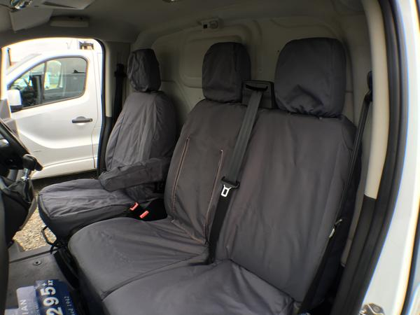 FORD TRANSIT CONNECT (UK) (3 Seats) 2014 Onwards - Van Luxe