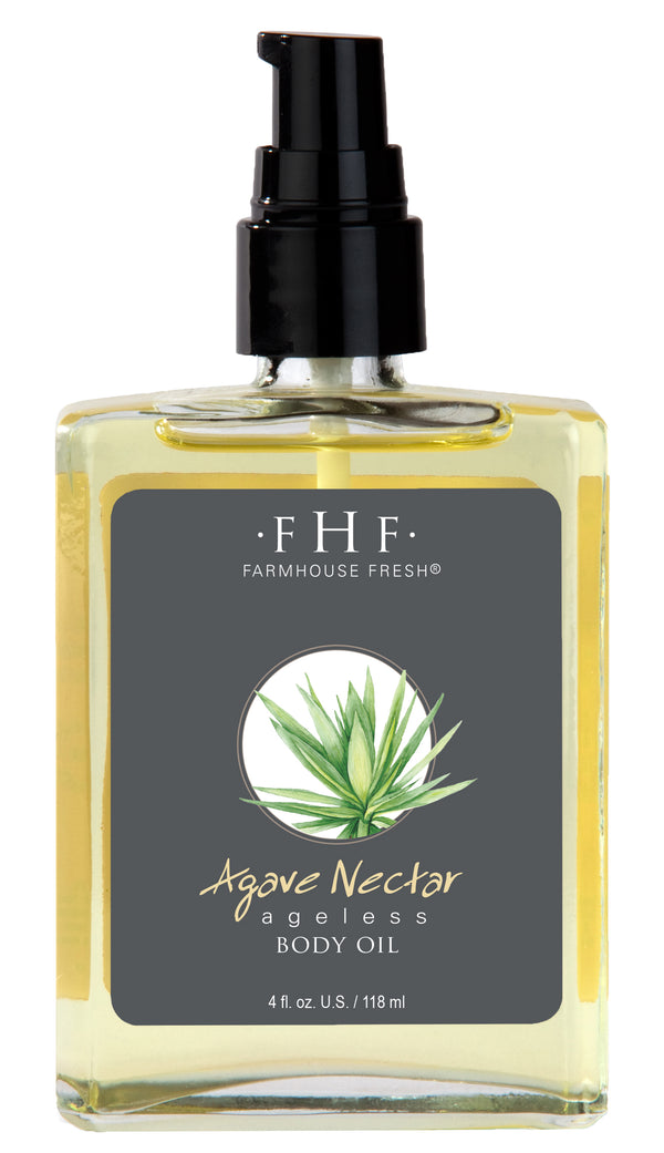 Agave Nectar Body Oil | FarmHouse Fresh | Transformations Lash Artistry