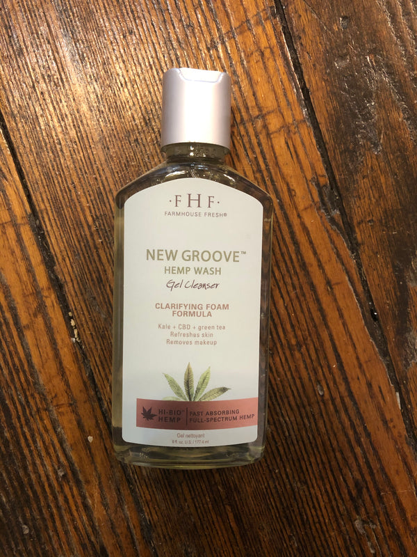 New Groove Hemp Wash