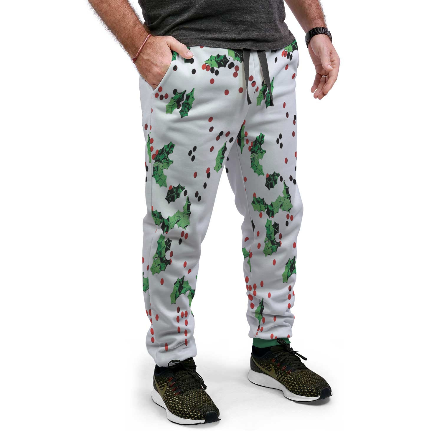 Ugly Christmas Sweat-PANTS | X-Mas Confetti