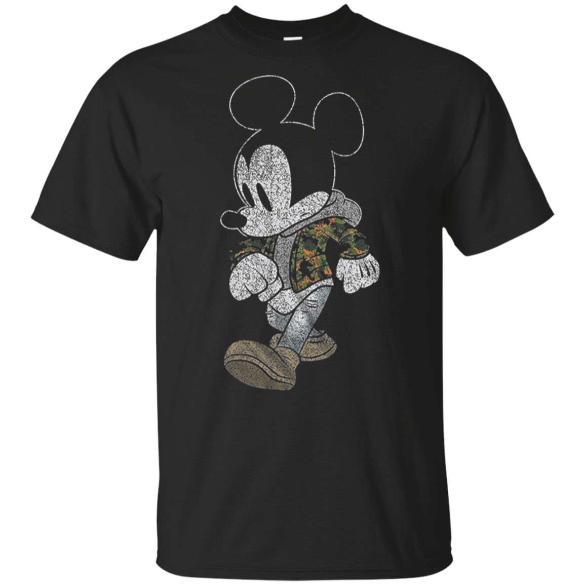 Grunge Mickey Youth/Adult