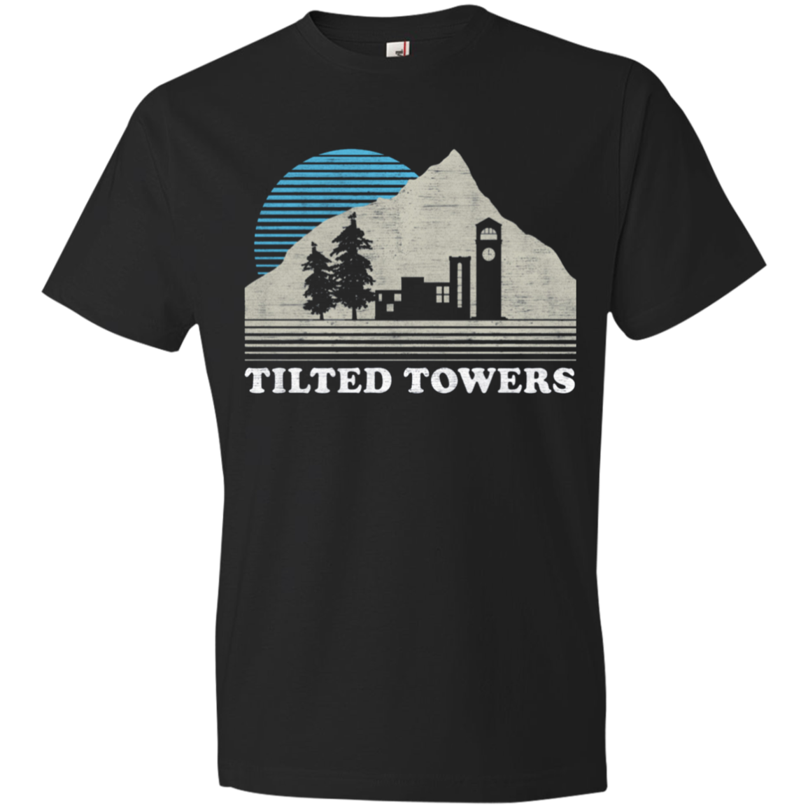 Fortnite Tilted Towers Graphic