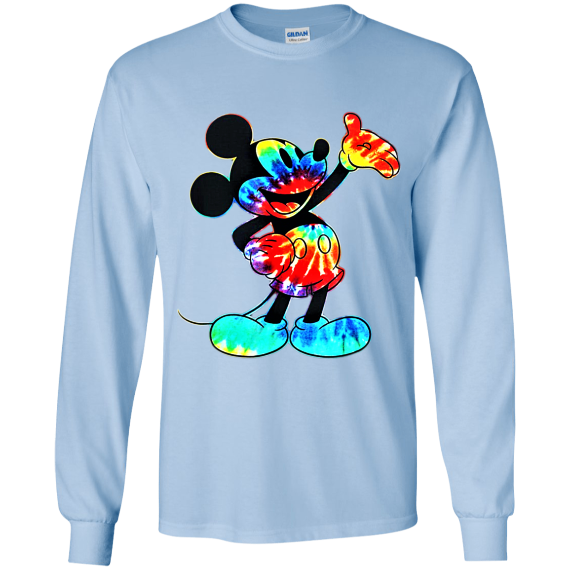 Mickey Mouse Tie-Dye  Youth/Adult