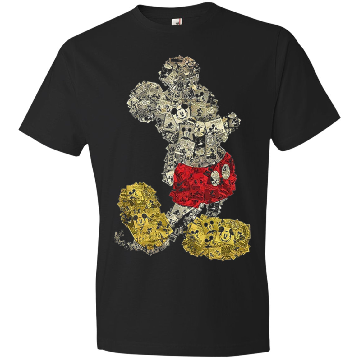 Photo Mickey Mouse Vintage Youth/Adult
