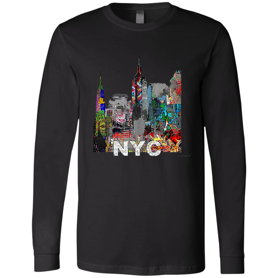 New York City Pop Art Youth/Adult