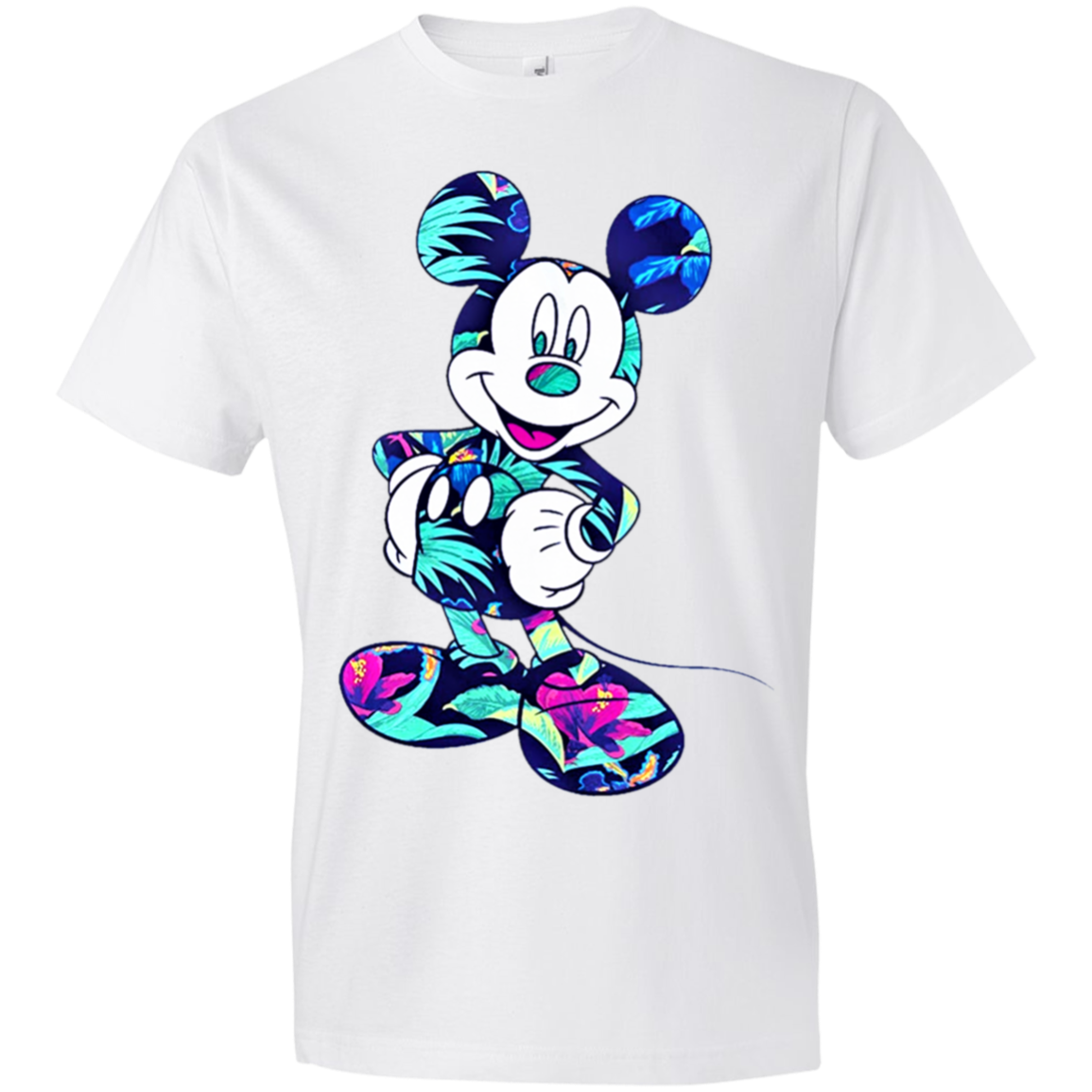 Mickey Mouse Hawaiian Youth/Adult