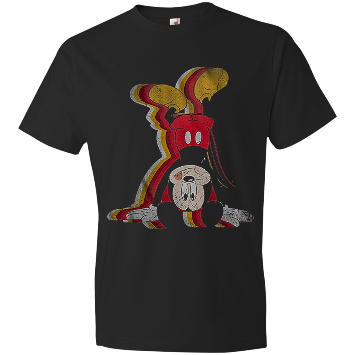Handstand Mickey Mouse Youth/Adult