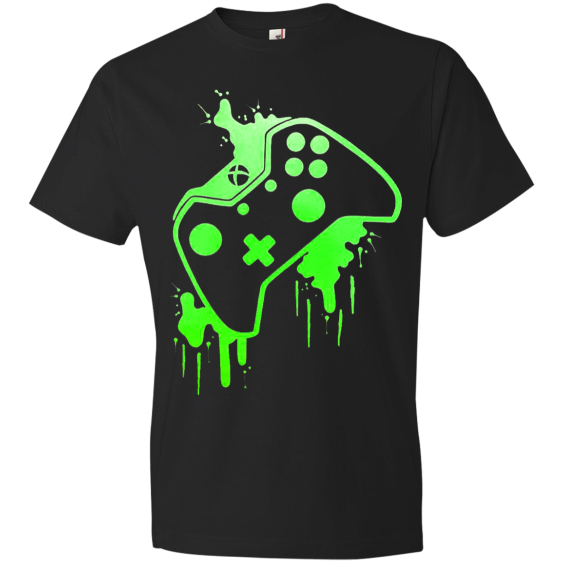 Game Controller Graphic Tee