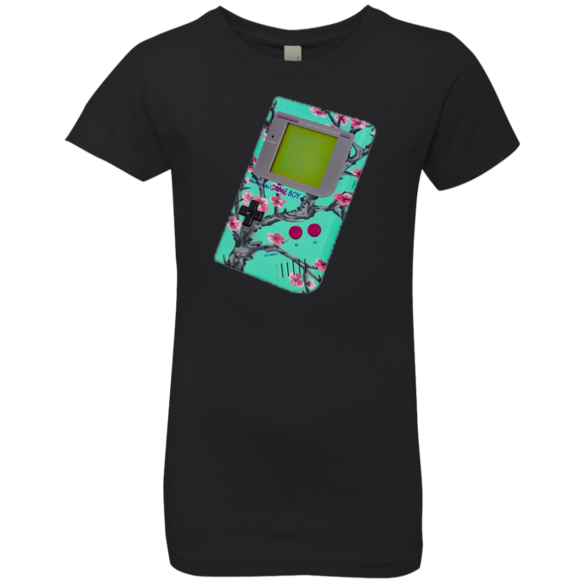 Girls Youth Retro Gameboy Girl Gamer