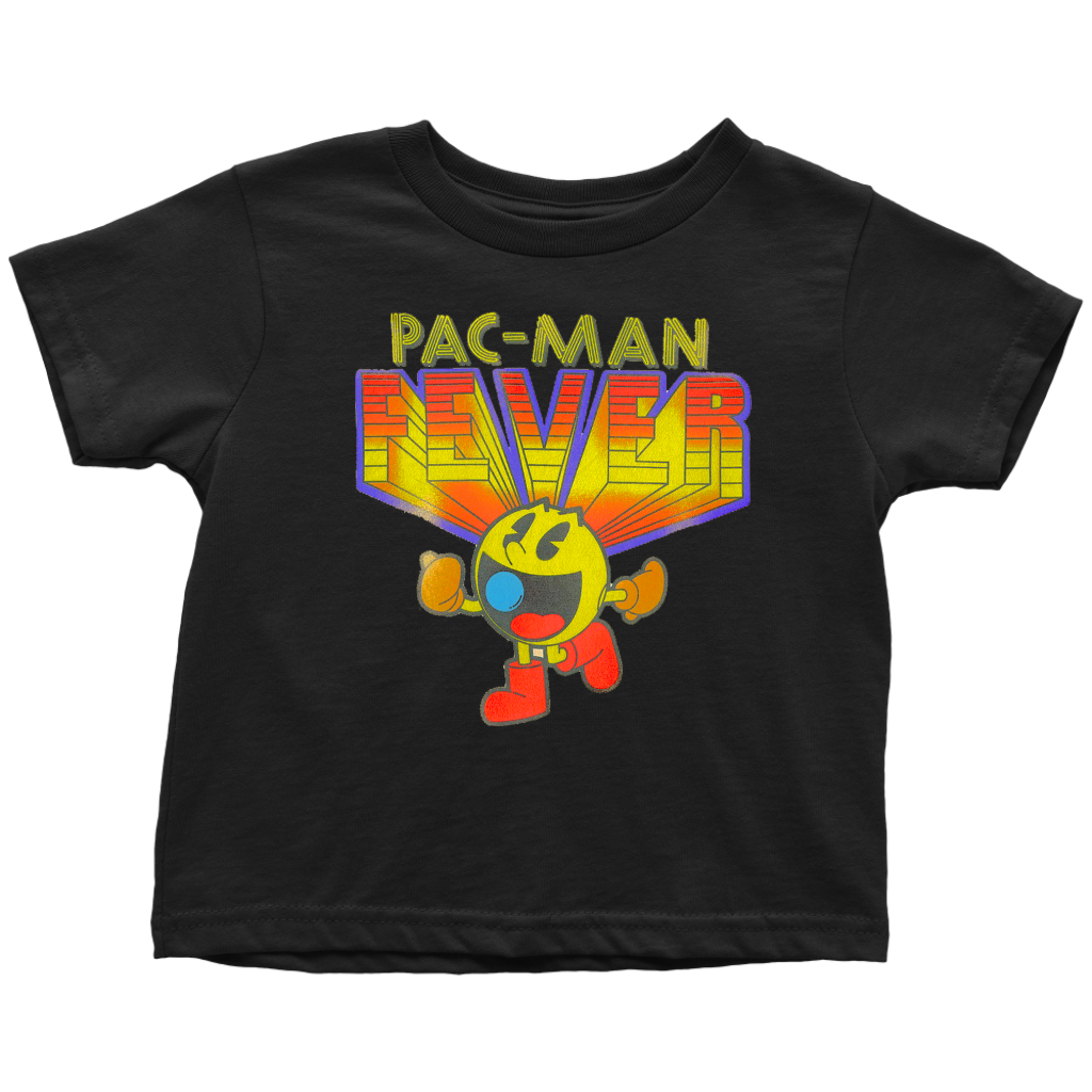 Youth/Toddler Pac-Man Fever T-Shirt