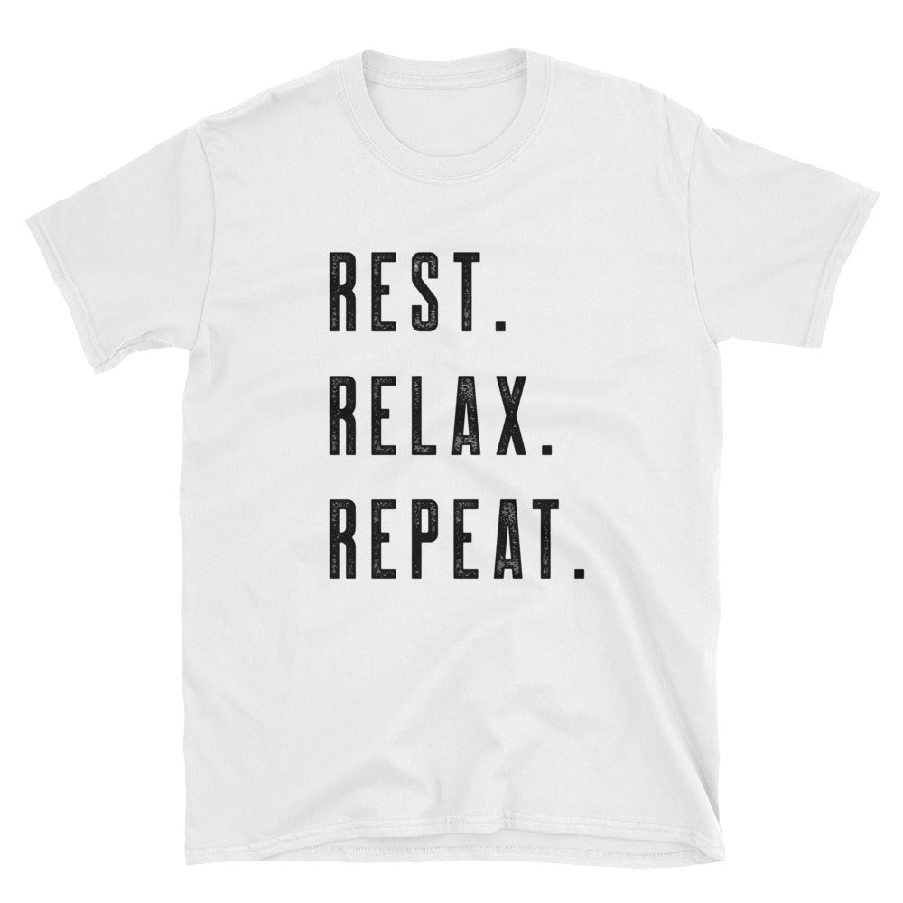 Rest. Relax. Repeat. Retirement Life
