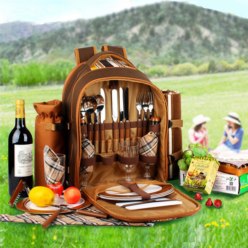 Portable Picnic Backpack