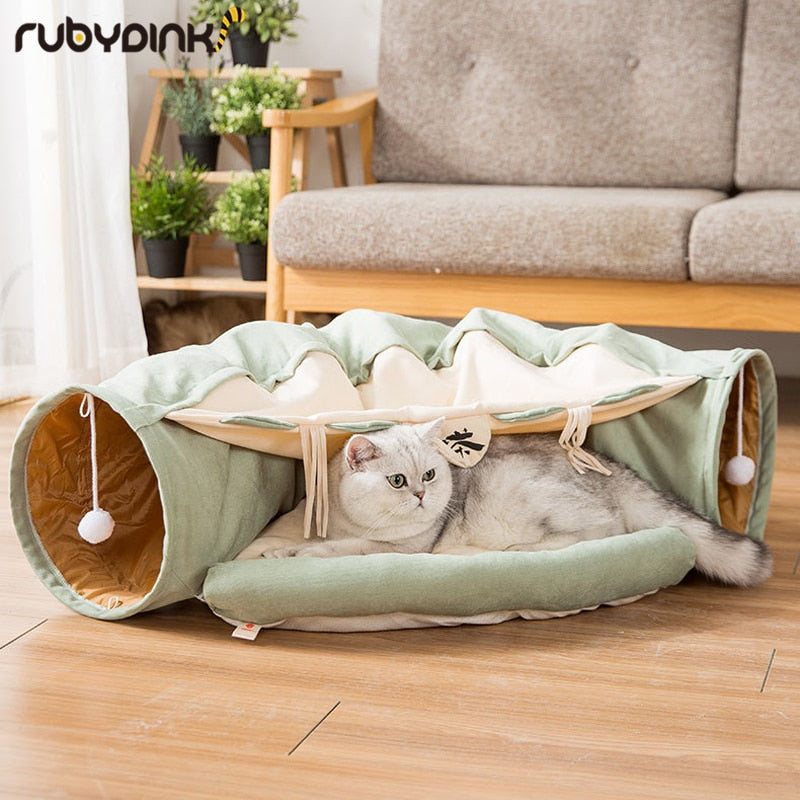 Pet Tunnel Bed
