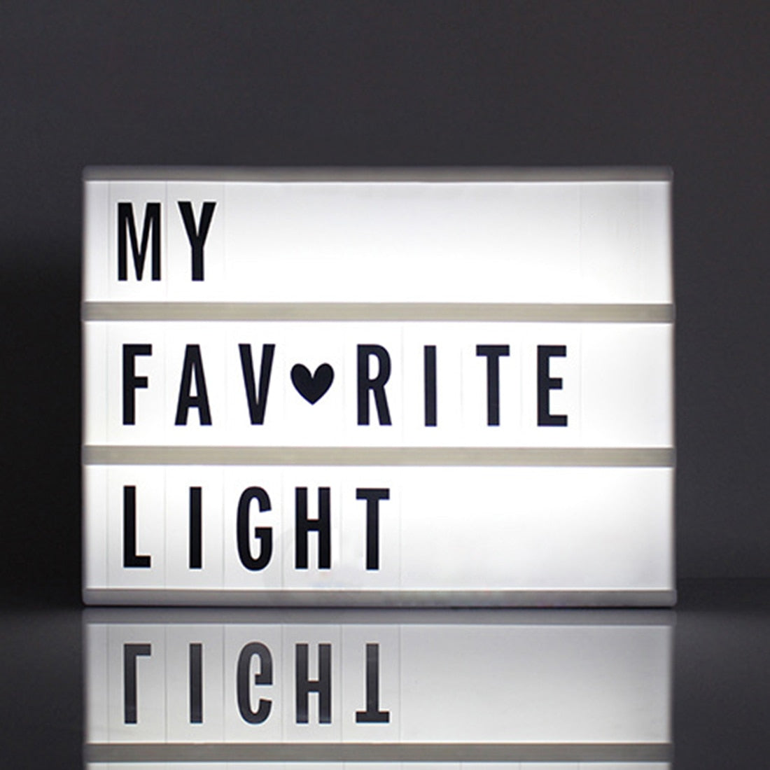 LED Cinema Light Box