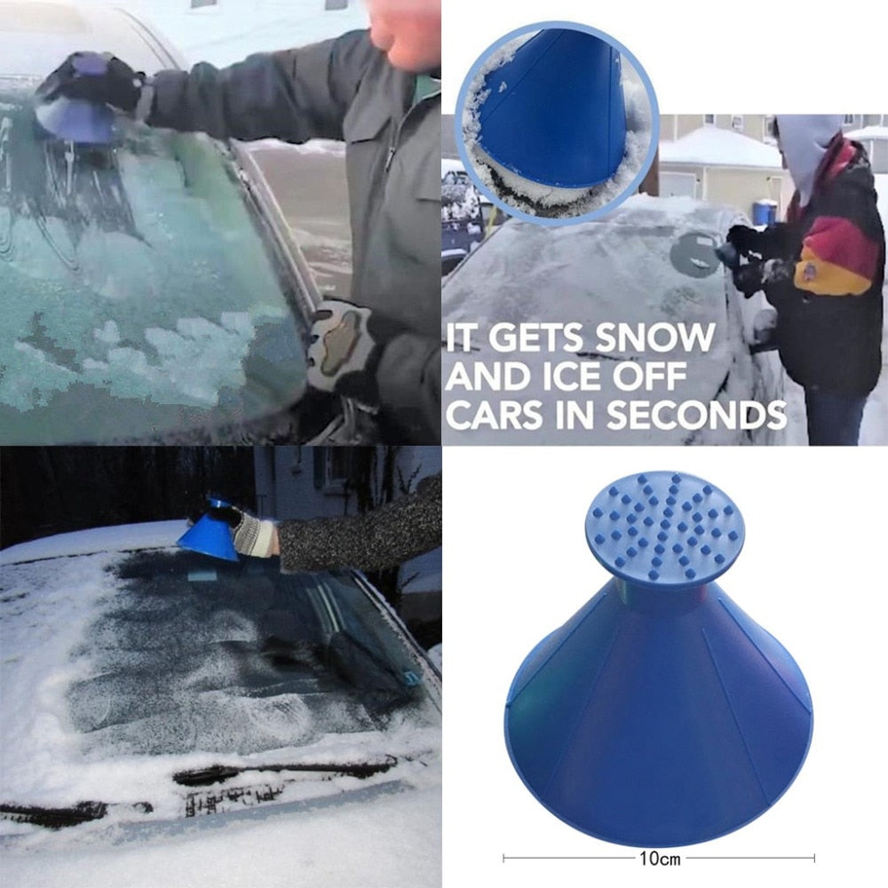 Magic Car Windshield Ice Scraper