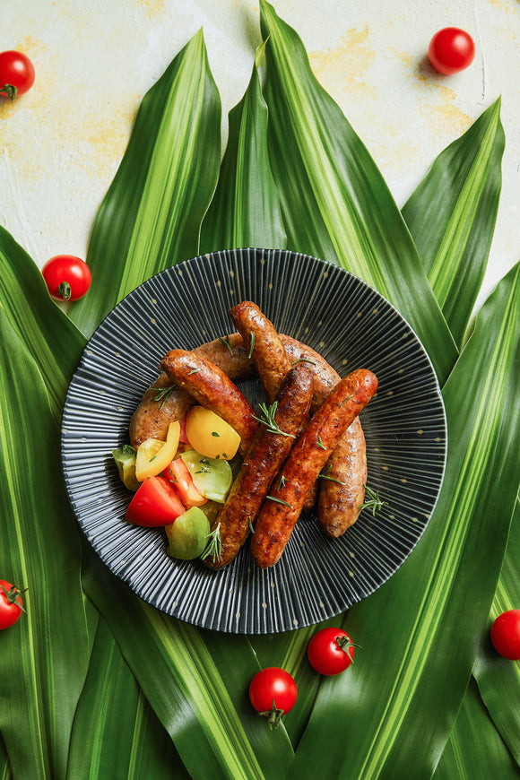 Home-Made Gourmet Sausages