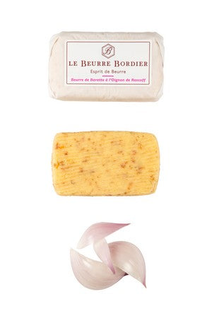 (Pre-Order, arrival on 4th May) Bordier Roscoff Onion Butter (125g)