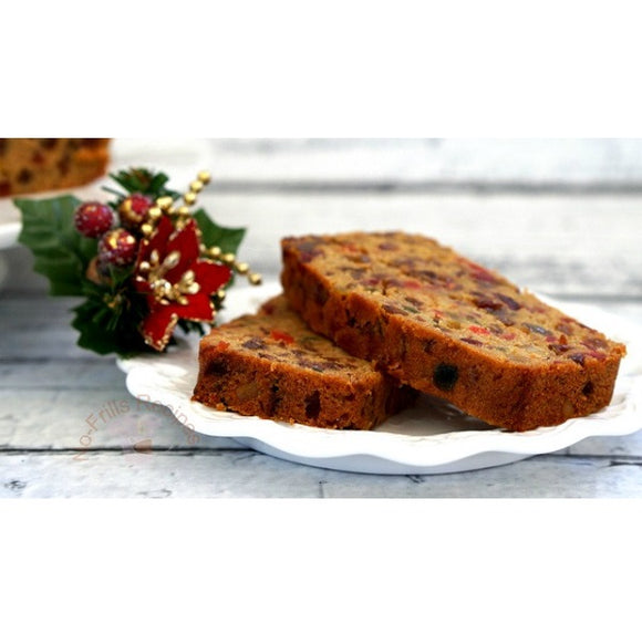 Rum & Mixed Fruit Cake (500g)
