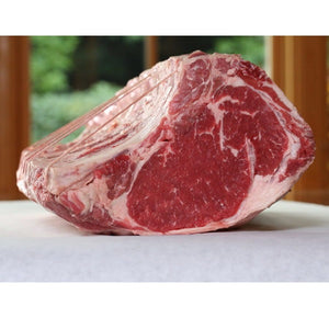 *Fresh* Raw Black Angus Beef Prime Rib (1kg) - 200 days grain fed
