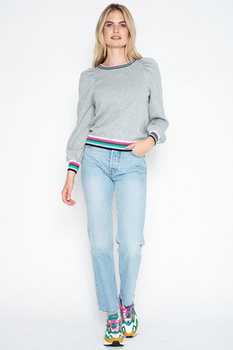 One Grey Day Molly Pullover