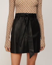 Nanushka Meda Vegan Leather Skirt