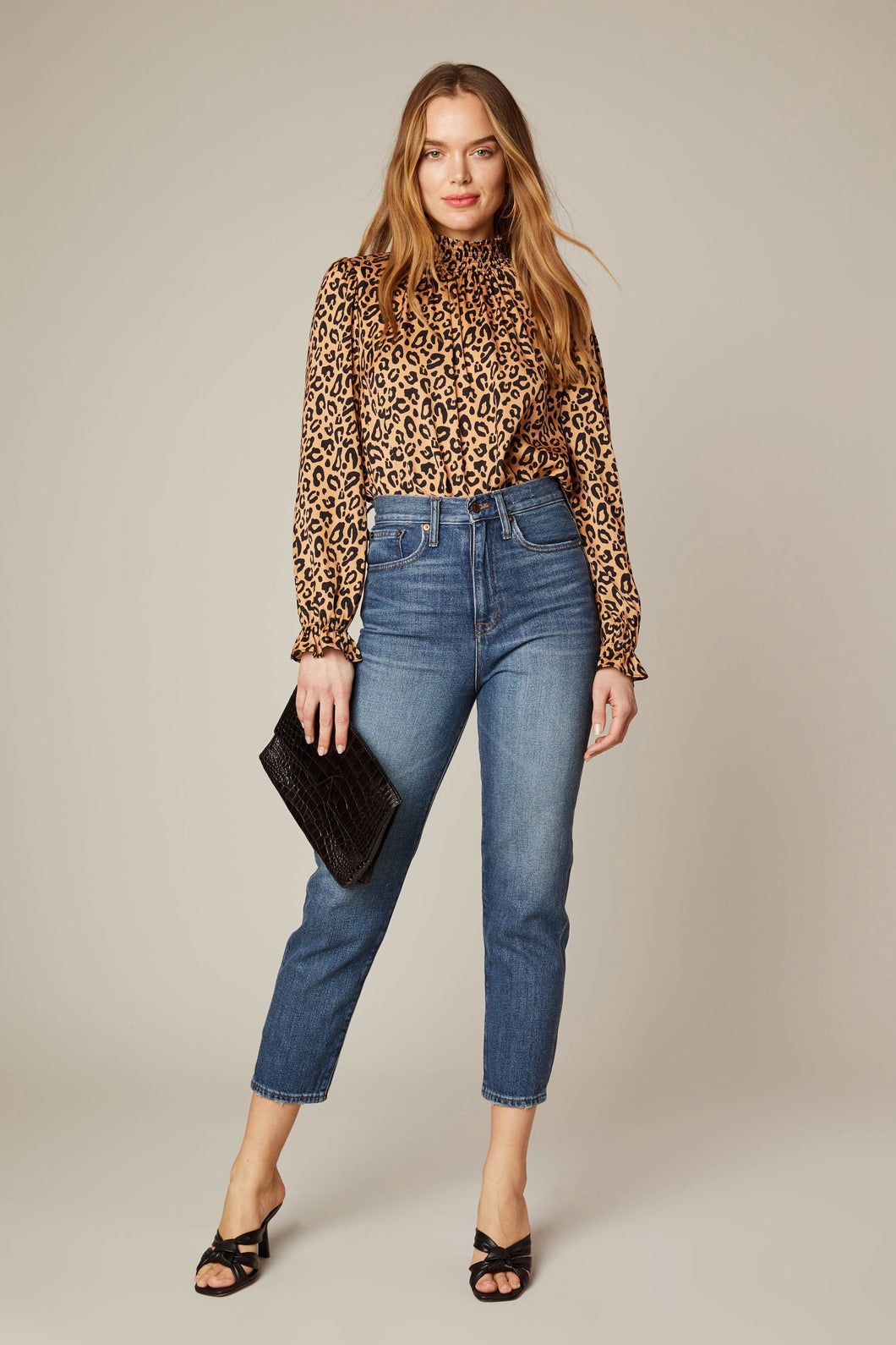 Tucker Stella Top in Kitty Cat Dreamer