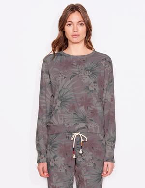 Sundry Tropical Basic Sweatshirt