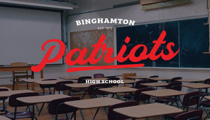 "<span style=""color: #be1919;""><em>Thank you</em></span> for&nbsp;supporting The Binghamton High School Scholarship Fundraiser!&nbsp;"
