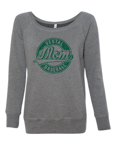 "Vestal Little League ""Mom""  Sponge Fleece Crew Neck Sweatshirt"