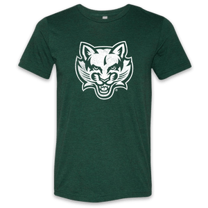 Bearcat tee in green!
