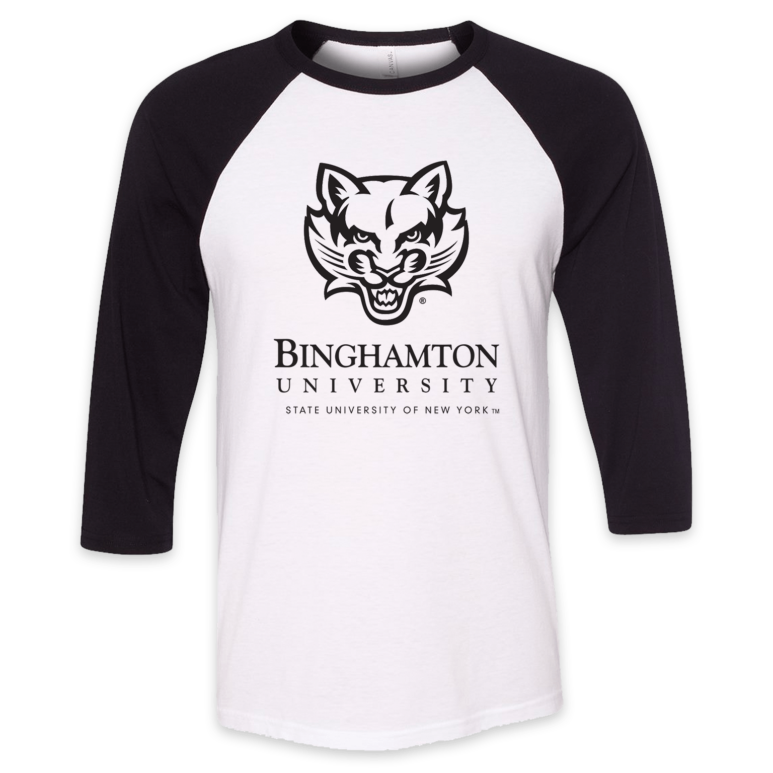 Bearcat 3/4 sleeve Raglan!