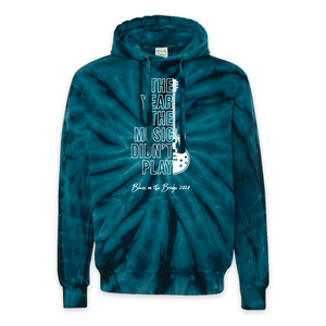 Blues On The Bridge Hoodie