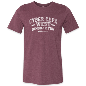 Cyber Cafe shirt!