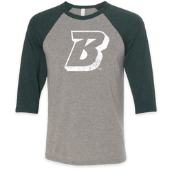 Bing U raglan 3/4 length!