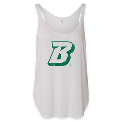 BU Ladies Flowy Tank!