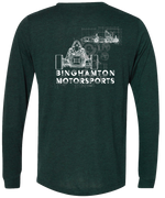 Load image into Gallery viewer, Binghamton Motorsports Long Sleeve Tee