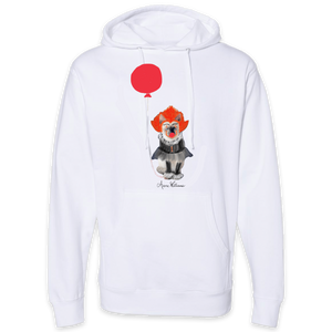 Anne Williams Art IT Cat Pullover Hooded Sweatshirt