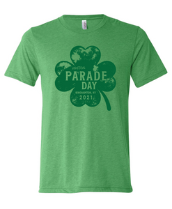 Unofficial Binghamton Parade Day 2021 Tee
