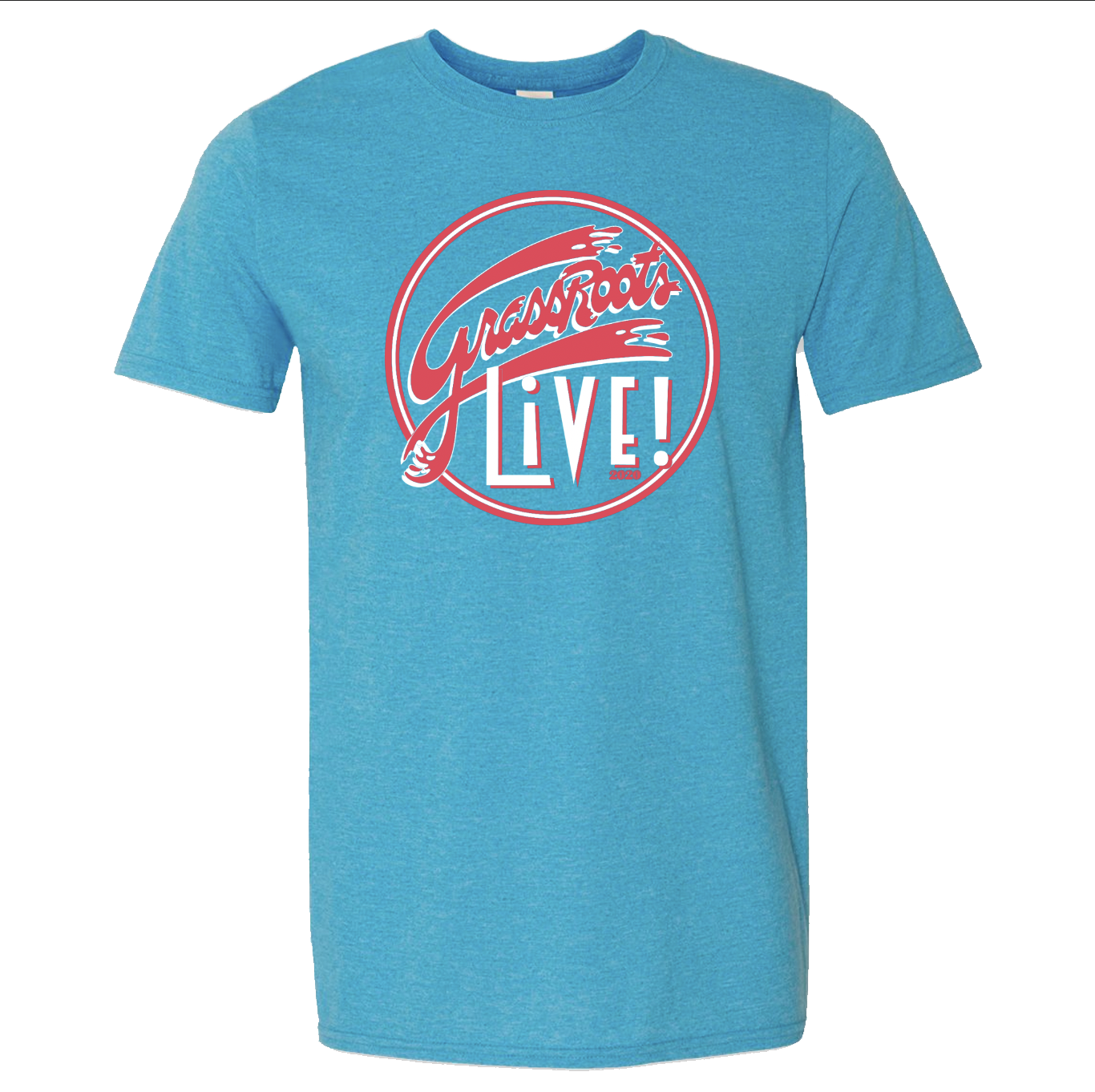 GrassRoots Festival 2020 Live Tee