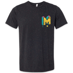 Muckles! Left Chest Logo Tee!