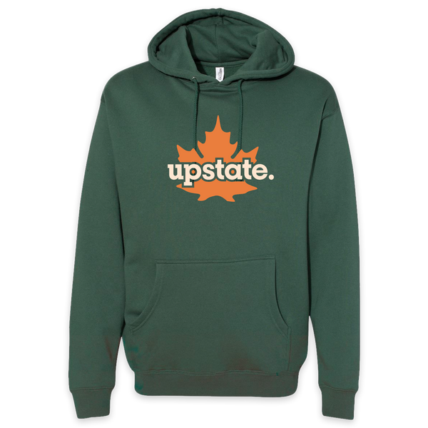 Upstate NY Hoodie. Autumn edition!