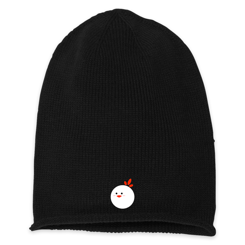🔥Limited Edition! 🔥Chick-n-Bap slouchy beanie!