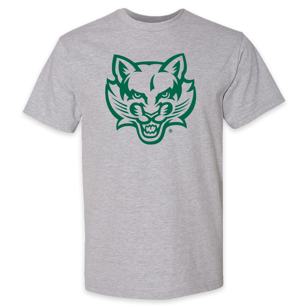 Bearcat cotton tee in ash!