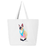 Load image into Gallery viewer, Anne Williams Art- Dance Cat Tote