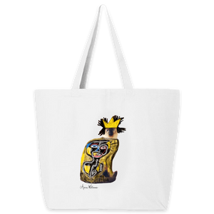 Anne Williams Art-King Cat Tote