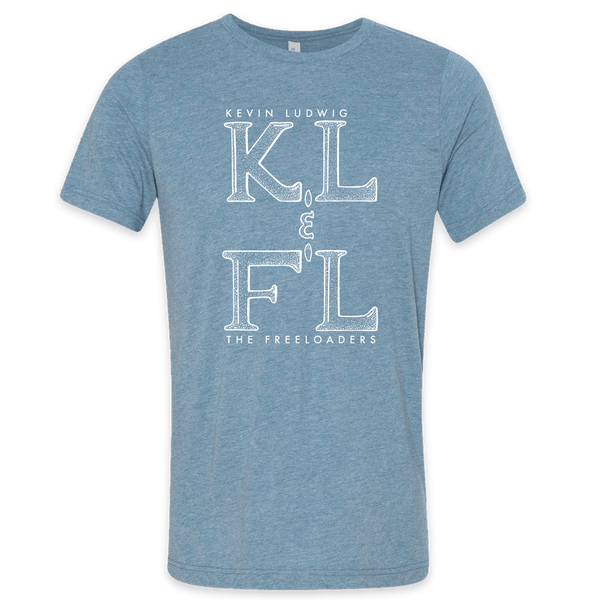Kevin Ludwig Official Tee! 🎸