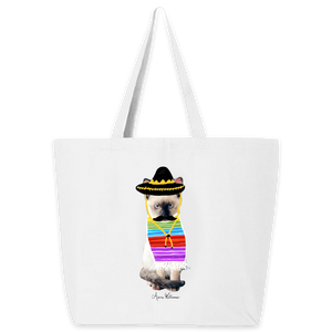 Anne Williams Art- Mexican Cat Tote