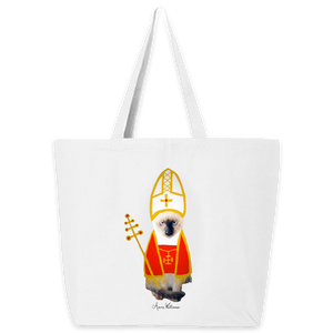 Anne Williams Art- Pope Cat Tote
